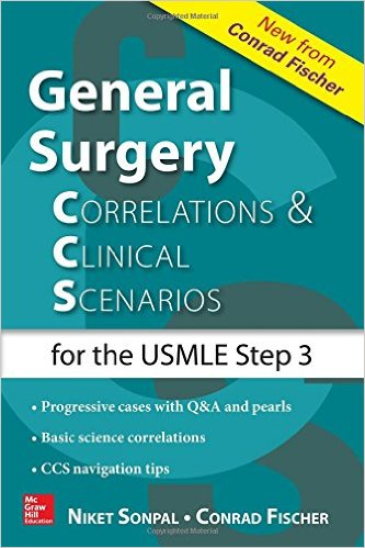 General Surgery: Correlations and Clinical Scenarios 1st Edition