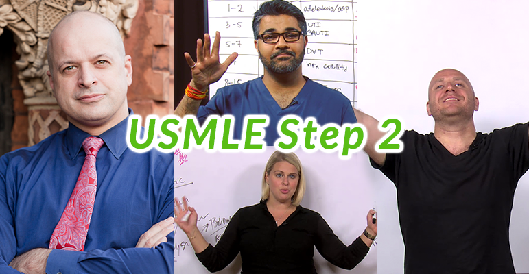MedQuest USMLE Step 2 Team