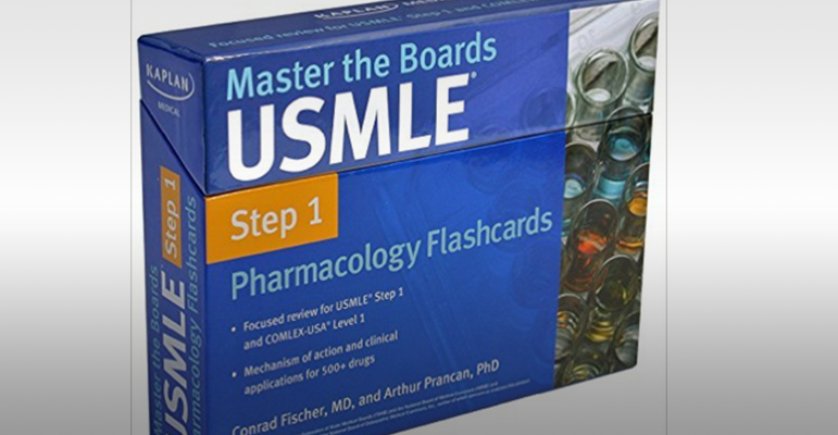 USMLE Step 1 Pharmacology flashcards