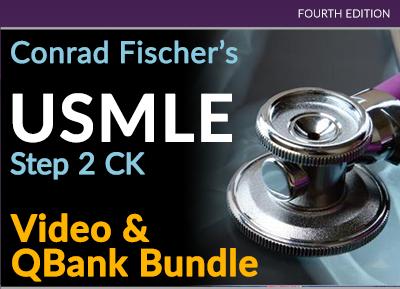 Conrad Fischer's USMLE Step 2 Bundle