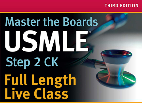 Master the Boards USMLE Step 2 CK Live Event