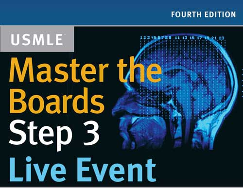 Master the Boards Step 3 Live Online